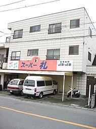 静岡県沼津市新沢田町の賃貸マンションの外観