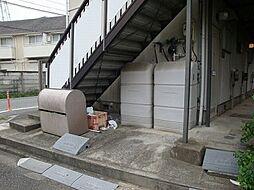 コスモエイト[2階]の外観