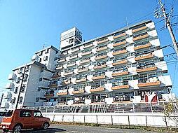 三重県鈴鹿市白子駅前の賃貸マンションの外観