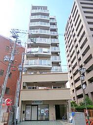 プライムタワー阿倍野40[3階]の外観