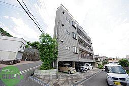 大阪府東大阪市日下町1丁目の賃貸マンションの外観