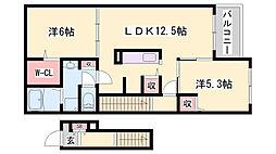 上郡駅 5.8万円
