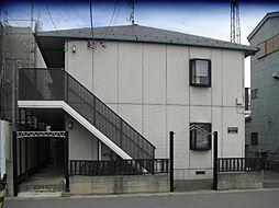 F512Mハウス[2階]の外観