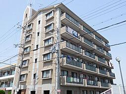 大阪府摂津市鳥飼八防1丁目の賃貸マンションの外観