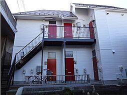 神奈川県横浜市中区石川町2丁目の賃貸アパートの外観