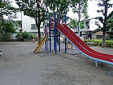 周辺環境:駒込林町公園