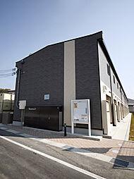 兵庫県たつの市龍野町末政の賃貸アパートの外観