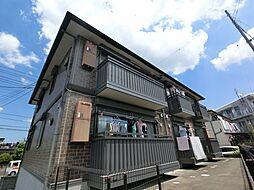 千葉県成田市橋賀台1丁目の賃貸アパートの外観
