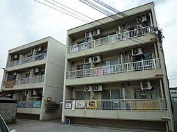 大阪府河内長野市木戸町の賃貸アパートの外観