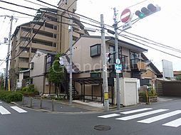 プレジール鶴見[1階]の外観