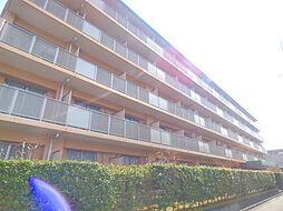 ミレニアム北浦和A棟[1階]の外観