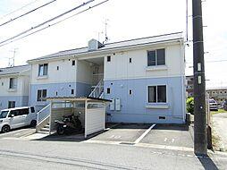 愛知県知多市原1丁目の賃貸アパートの外観