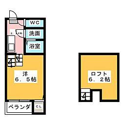 Villa Storia[1階]の間取り