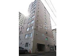 ライオンズマンション幌平橋[9階]の外観