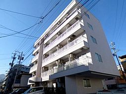 長野県長野市大字南長野新田町の賃貸マンションの外観