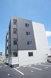プラッツA[1階]の外観