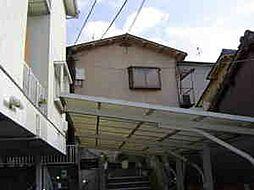 京都府京都市東山区今熊野南日吉町の賃貸マンションの外観