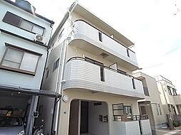 兵庫県神戸市垂水区城が山3丁目の賃貸マンションの外観