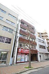 生田マンション[3階]の外観
