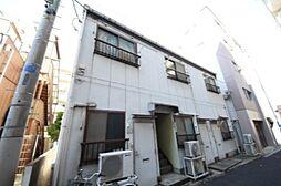 東京都杉並区上荻1丁目の賃貸アパートの外観