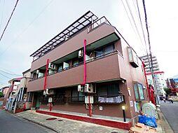 シャトー上福岡[2階]の外観