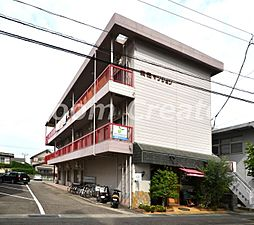 徳島県徳島市助任橋3丁目の賃貸マンションの外観