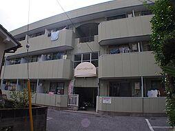 栃木県宇都宮市一ノ沢町の賃貸マンションの外観