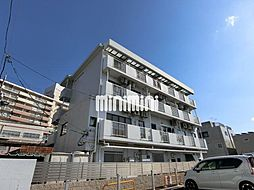 ピュアモリシタ[4階]の外観