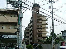シルバーシャトー太秦[3階]の外観