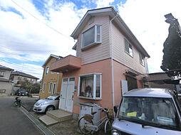 千葉県成田市吉岡の賃貸アパートの外観