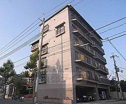 京都府京都市左京区下鴨夜光町の賃貸マンションの外観