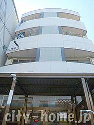 大阪府大阪市住吉区我孫子西2丁目の賃貸マンションの外観
