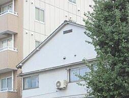 東京都北区中十条1丁目の賃貸アパートの外観