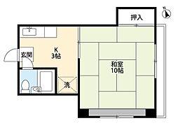 大正駅 4.0万円