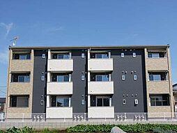 プチボヌ−ル[1階]の外観