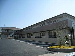 大阪府東大阪市新庄4丁目の賃貸アパートの外観