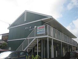 佐賀県唐津市桜馬場の賃貸アパートの外観