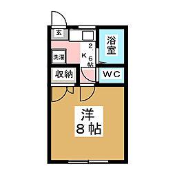 旭ヶ丘駅 2.0万円