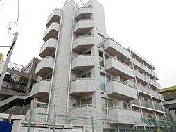 東京都板橋区蓮根2の賃貸マンションの外観
