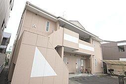 岡山県岡山市北区大安寺東町の賃貸マンションの外観