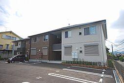 福岡県大野城市大城5丁目の賃貸アパートの外観