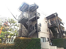 サンハイムE[3階]の外観