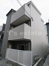 大阪府大阪市東成区深江南3丁目の賃貸アパートの外観