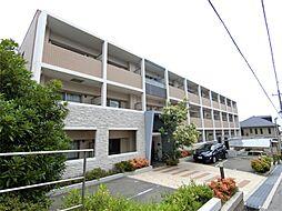 兵庫県神戸市灘区天城通7丁目の賃貸マンションの外観
