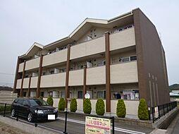 岡山県倉敷市東塚5丁目の賃貸マンションの外観