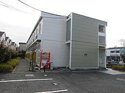 神奈川県相模原市緑区相原4丁目の賃貸マンションの外観
