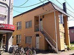 ジェーハイツ札幌中央1[2階]の外観