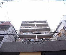 京都府京都市中京区富小路通三条下る朝倉町の賃貸マンションの外観