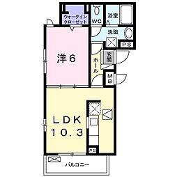 鉄砲町駅 6.4万円