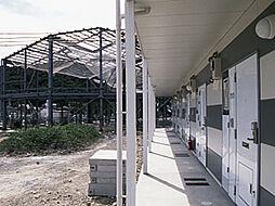 兵庫県姫路市上手野の賃貸アパートの外観
